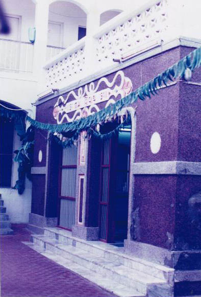 Shiva Temple Muscat, Old Photos